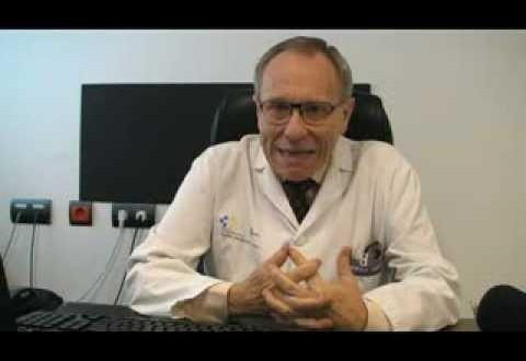 """Claudio Otón: """"Las pacientes con cáncer de mama son verdaderas heroínas"""""""
