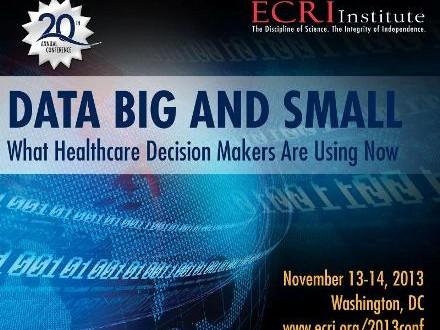 Las instituciones estadounidenses abogan por aprovechar el potencial de las bases de datos clínicas para la mejora de los sistemas sanitarios
