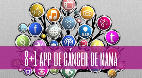 8+1 app de cáncer de mama