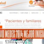 Cabecera Premio MEDES 2014