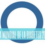 Logo de la diabetes