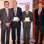Entrega del Premio MEDES 2014