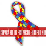 Lazo de concienciación sobre el autismo (Autor: Francisco Paiva Junior)