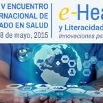 Banner del V Encuentro Internacional de Autocuidado en salud