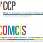 logos de los congresos CCP y COMCIS (Argentina)