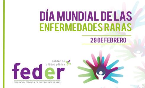 29 de febrero, Día Mundial de las enfermedades raras