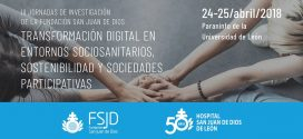 III Jornadas de investigación de la Fundación San Juan de Dios