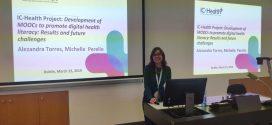 Conferencia Europea de Alfabetización Digital en Salud.