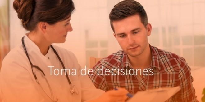 Las Herramientas de Ayuda en La Toma de Decisiones Compartida